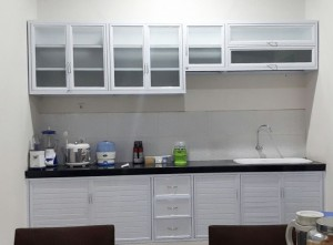 kitchen set makmur aluminium 2