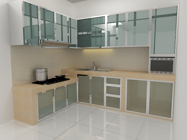 Kitchen Set Makmur Aluminium
