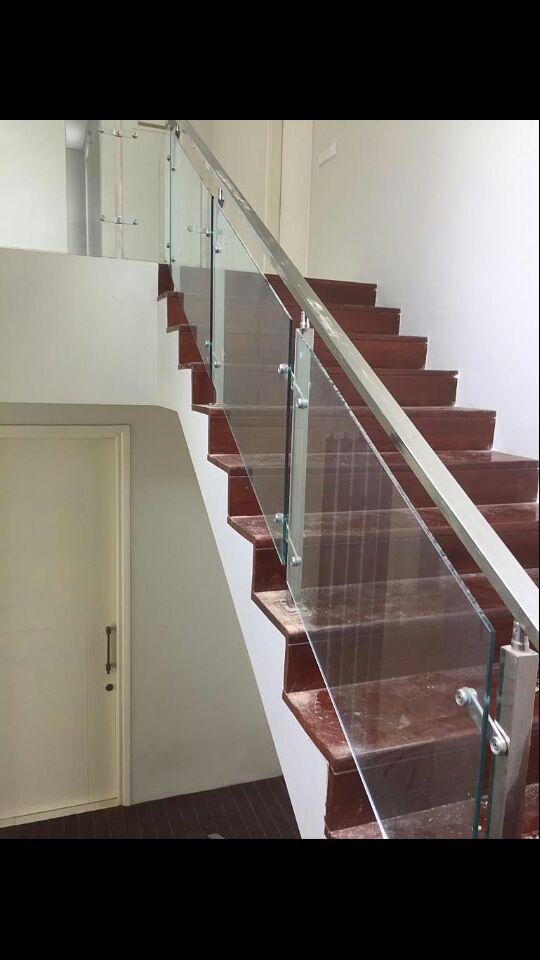 railing tangga makmur aluminium 10
